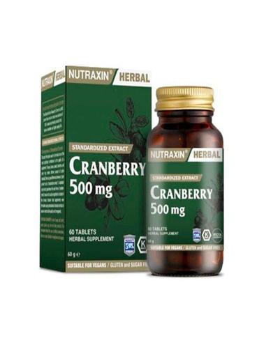 Nutraxin Nutraxin Cranberry 60 Tablet Renksiz